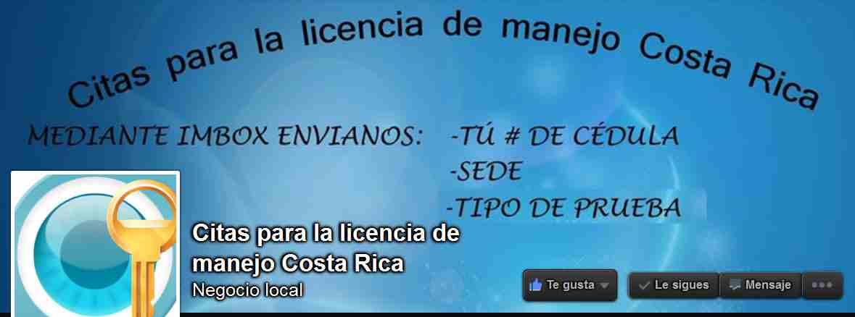 Prueba Practica de Manejo Costa Rica