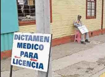 dictamen medico