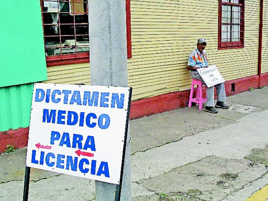 Photo of Dictamen Medico para Licencia de Conducir