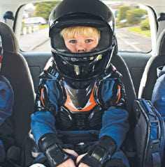 seguridad vial para los niños