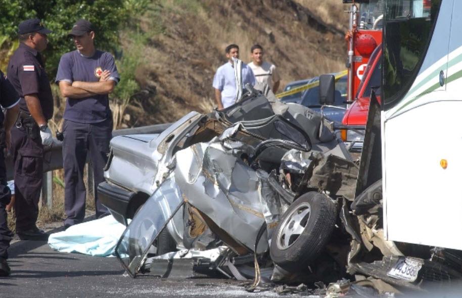 Photo of Costa Rica ocupa el puesto 80 en el mundo en cantidad de accidentes de transito