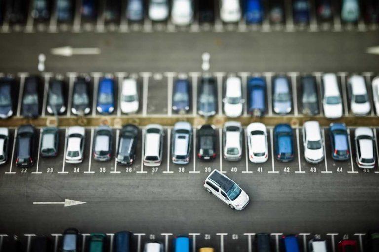 ¿Como encontrar un lugar donde estacionarse?
