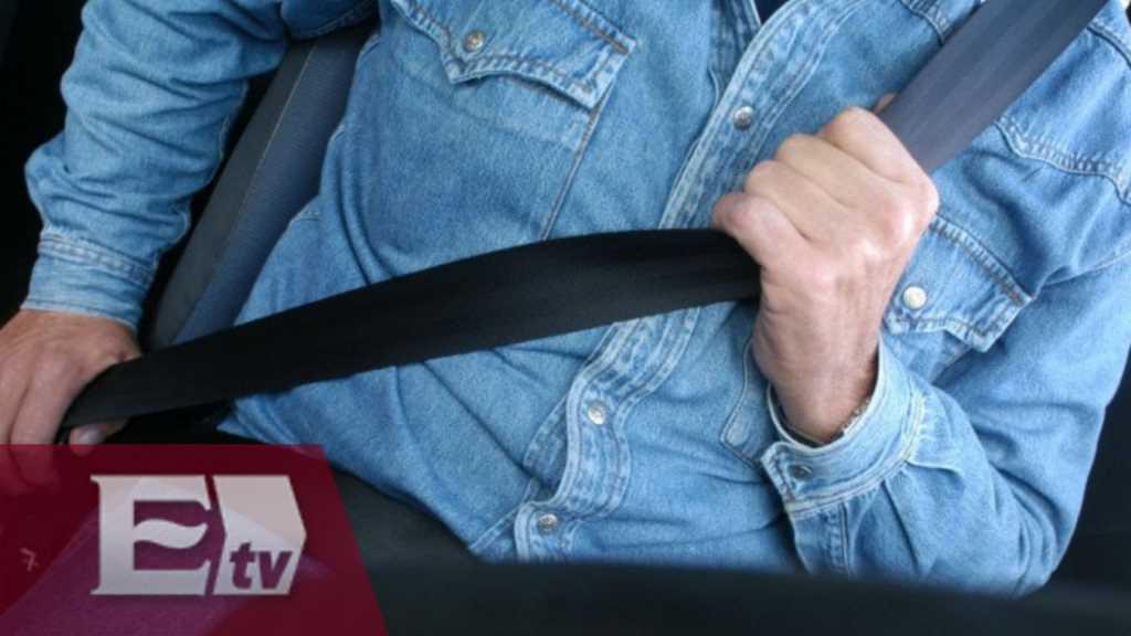 uso correcto del cinturon 1 Seguridad Vial