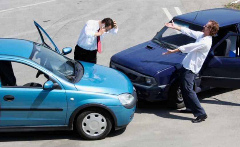 consejos despues de un accidente mantenga la calma en un accidente