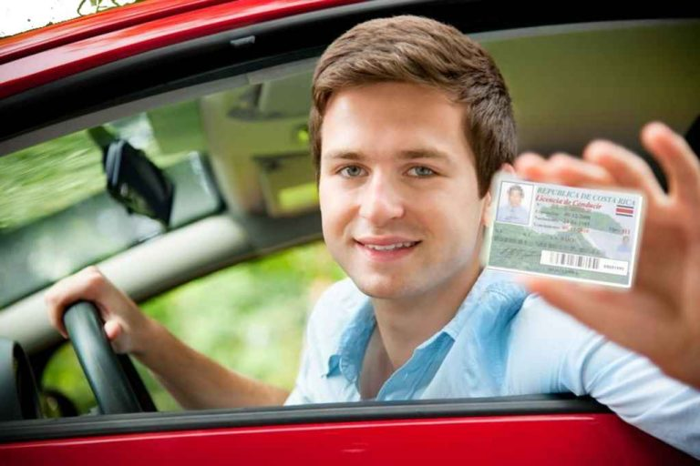Tipos de Licencias de Conducir en Costa Rica