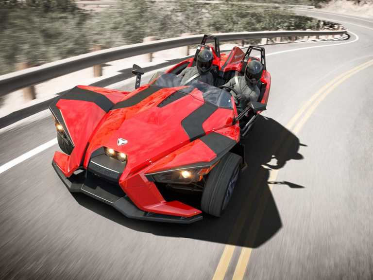 Photo of Polaris Slingshot 3