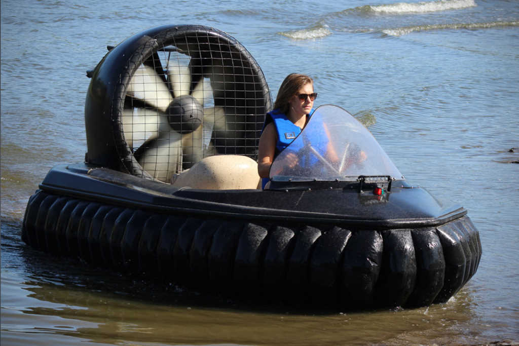 Photo of Renegade Hovercraft