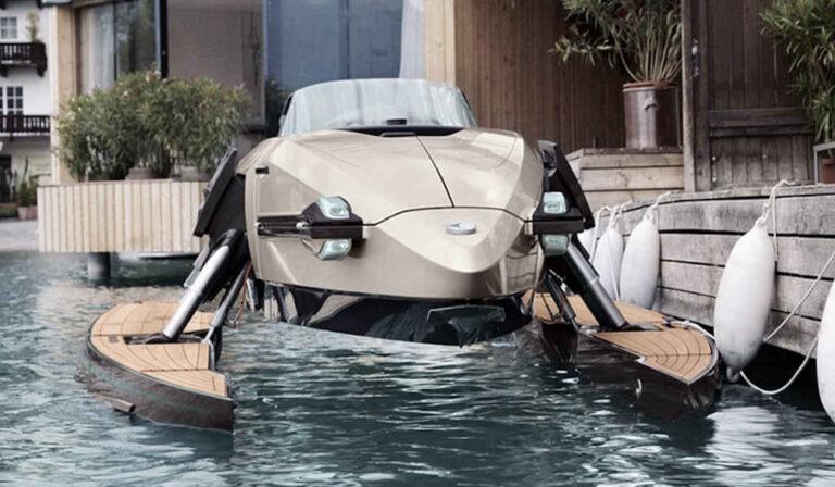 Kormaran : El bote Transformer