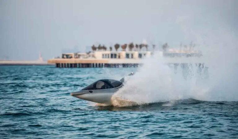 Seabreacher : El Bote Delfin