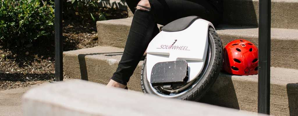 Photo of Solowheel : Scorpion