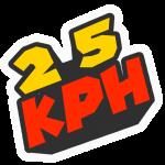 Photo of 25Kph