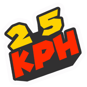 Photo of 25Kph