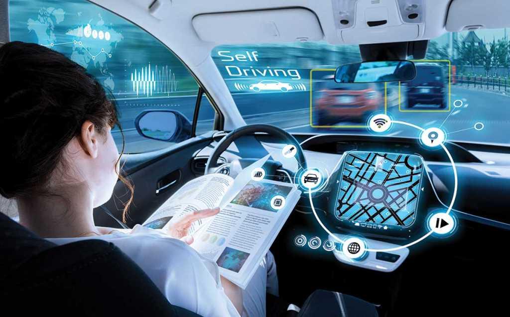 Photo of Los conductores que no confían en la tecnología para la seguridad en el automovil, dependen de ella de todas maneras