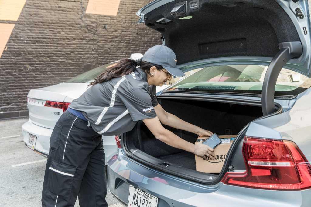 Photo of Amazon prueba un nuevo punto de entrega: Su coche