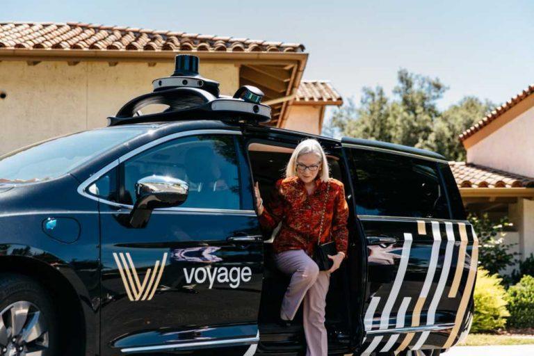La empresa Navya ya vende automóviles totalmente autónomos en todo el mundo.
