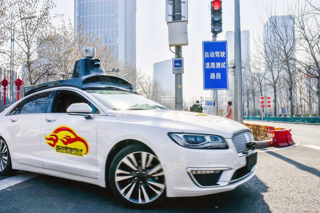 Photo of Pekín da impulso a los automóviles sin conductor