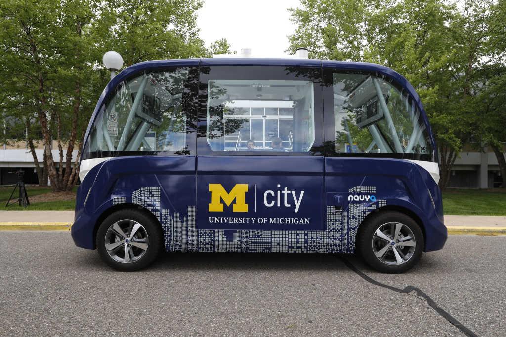 Photo of Prueba de Autoconducción de Autobús comenzará este año en Columbus, Ohio