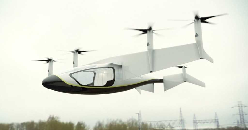 Photo of Rolls-Royce quiere construir un taxi volador