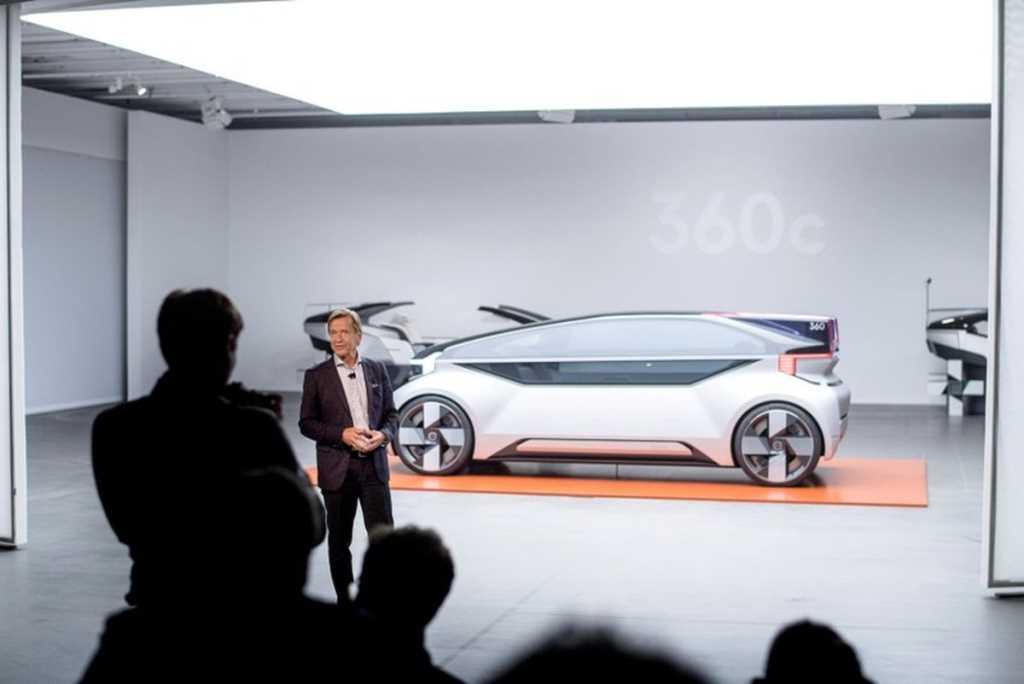 Photo of Este concepto de Volvo podría sustituir a los aviones y trenes por el automóvil.