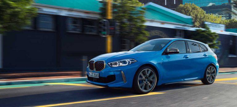 BMW es el primer fabricante de automóviles extranjero aprobado para la licencia de conducir de China