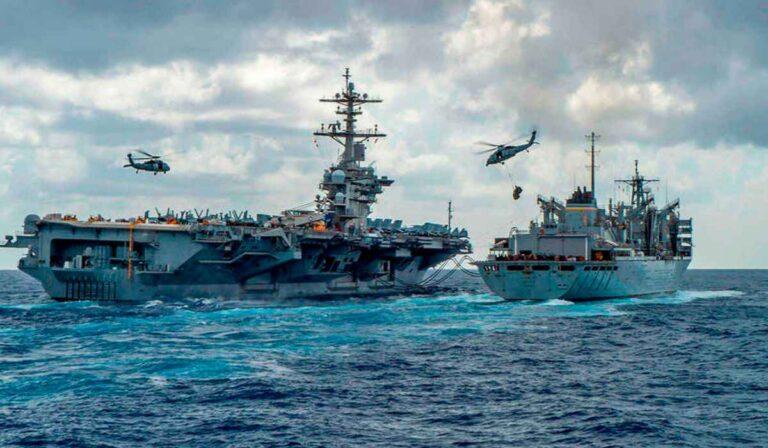 La Marina de los EE.UU. se convierte en el último cliente de la misión especial G550