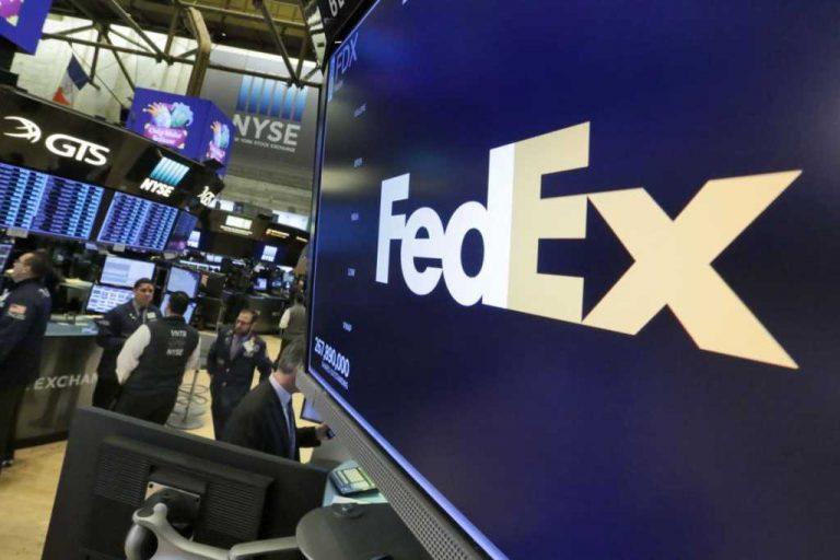 FedEx minimiza el impacto de la crisis de EE.UU.-China en su negocio