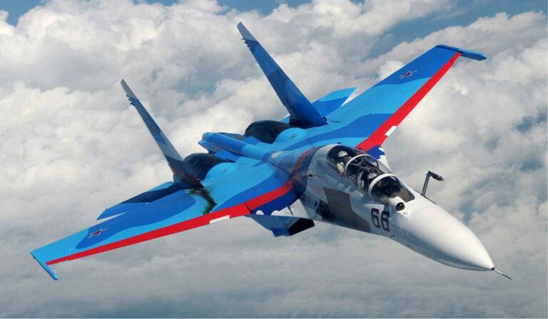 Rusia ordenará mejorar el Su-30 Flankers