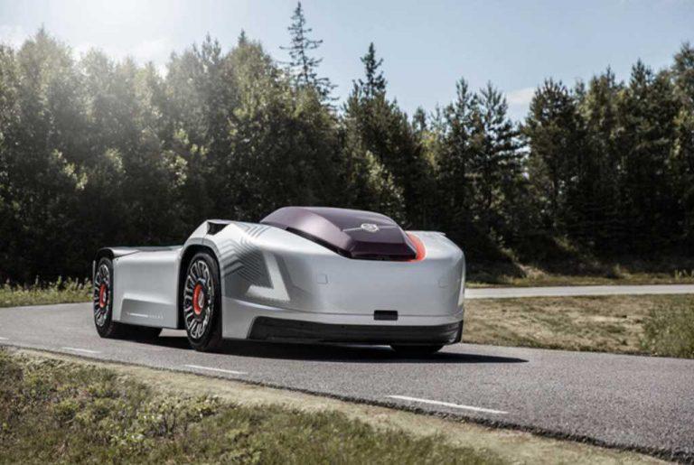 Volvo presenta el concepto autónomo de Vera