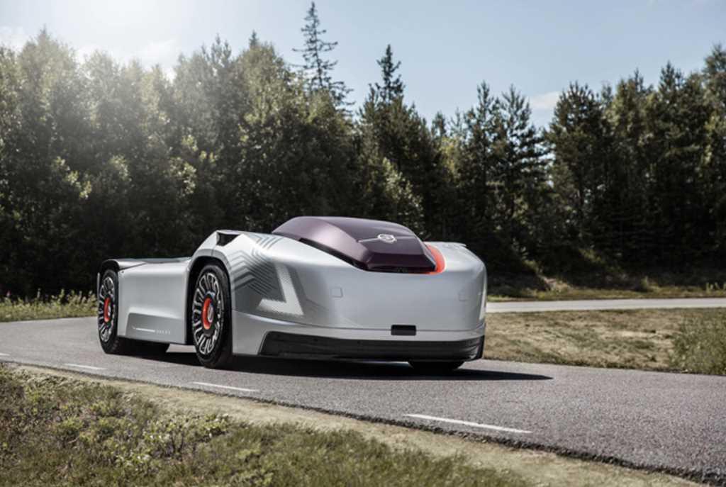 Photo of Volvo presenta el concepto autónomo de Vera