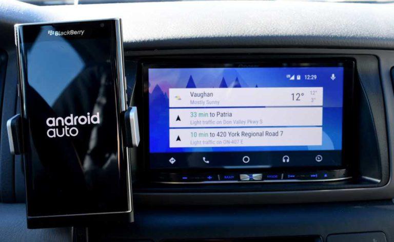 ¿Qué es Android Auto?