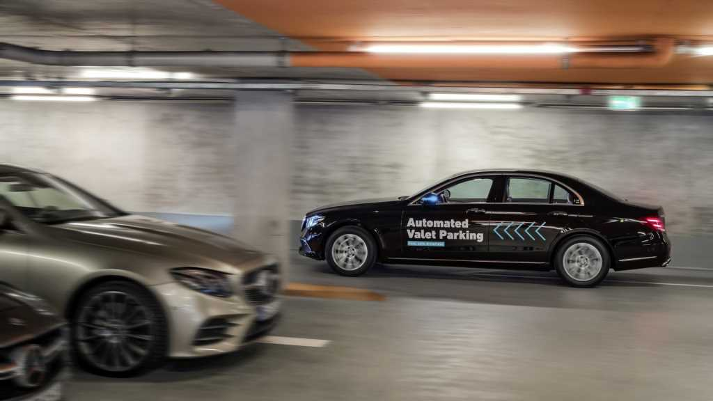 Photo of Los coches de Mercedes-Benz pronto sugerirán las zonas más seguras para aparcar
