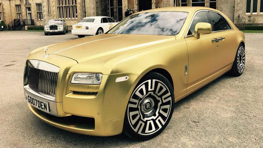 Photo of Ahora puede comprar un Rolls-Royce usando Bitcoins en los EE.UU.