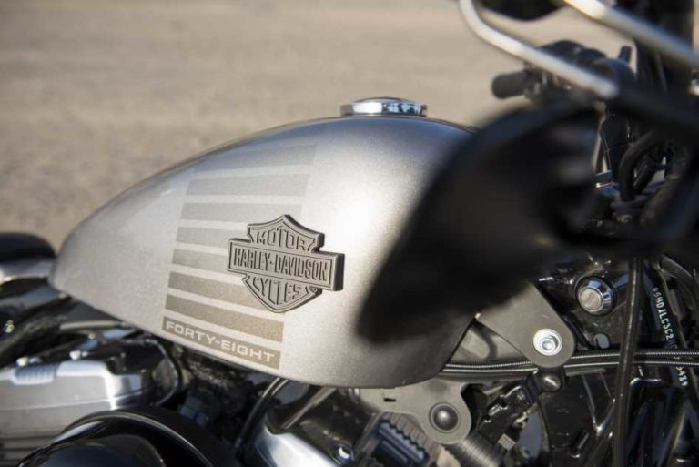 Harley-Davidson desarrolla un sistema de frenado autónomo de emergencia