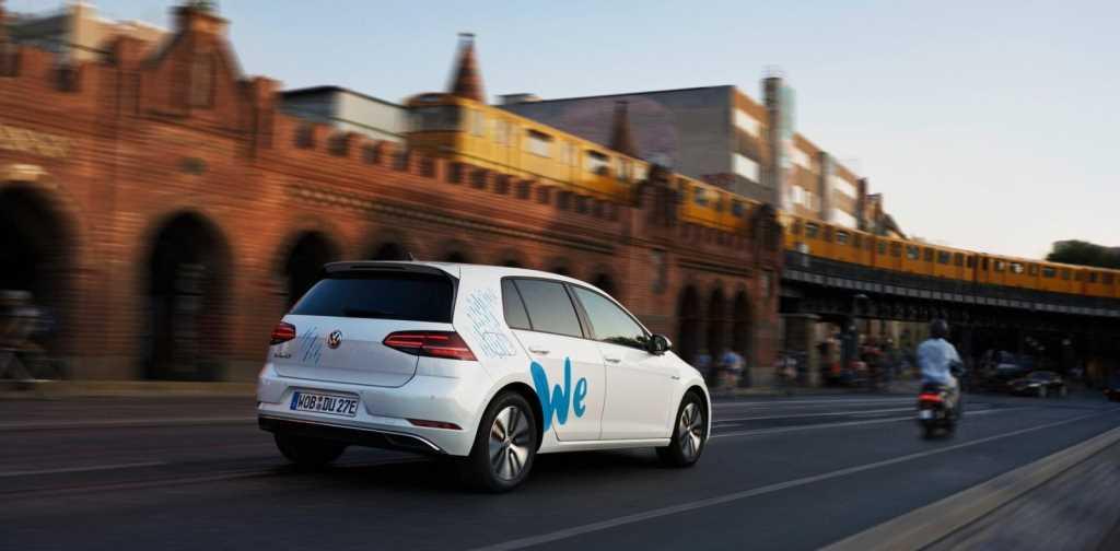 Photo of Volkswagen ofrecerá un coche compartido totalmente eléctrico a partir de 2019