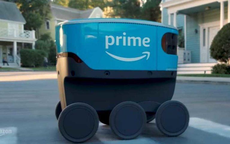 Amazon probará robots de entrega en las aceras del área de Seattle