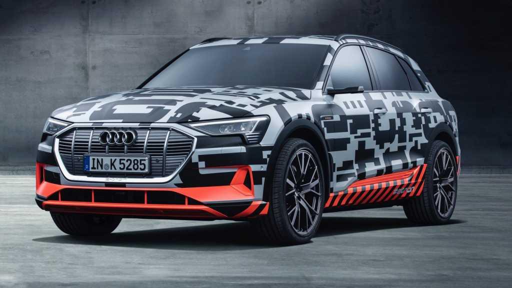 Photo of La tecnología más cool en el nuevo SUV eléctrico e-tron de Audi está prohibida en los EE.UU.