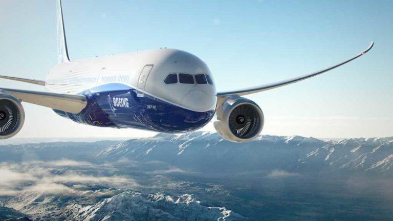 Boeing listo para empezar a probar aviones autopropulsados