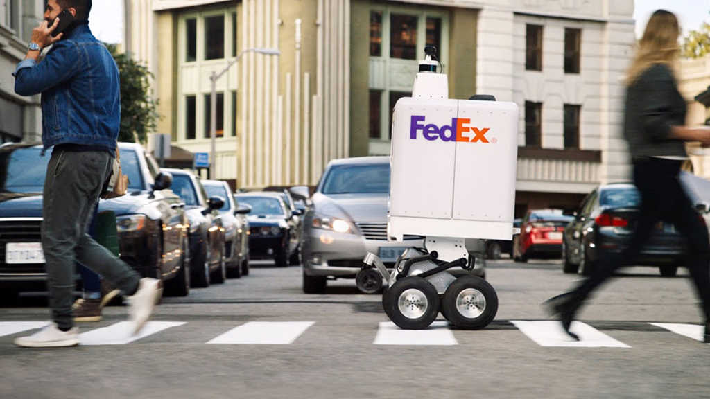 Photo of FedEx Presenta el Delivery-Robot para para el mismo día