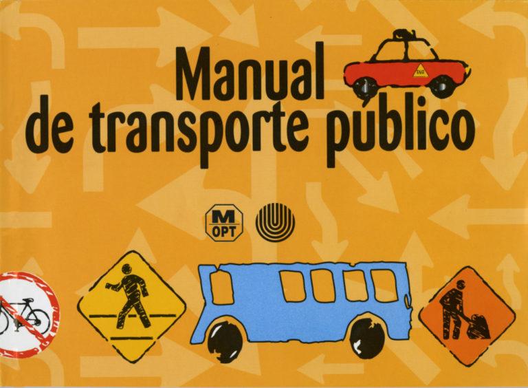 Manual del Transporte Publico