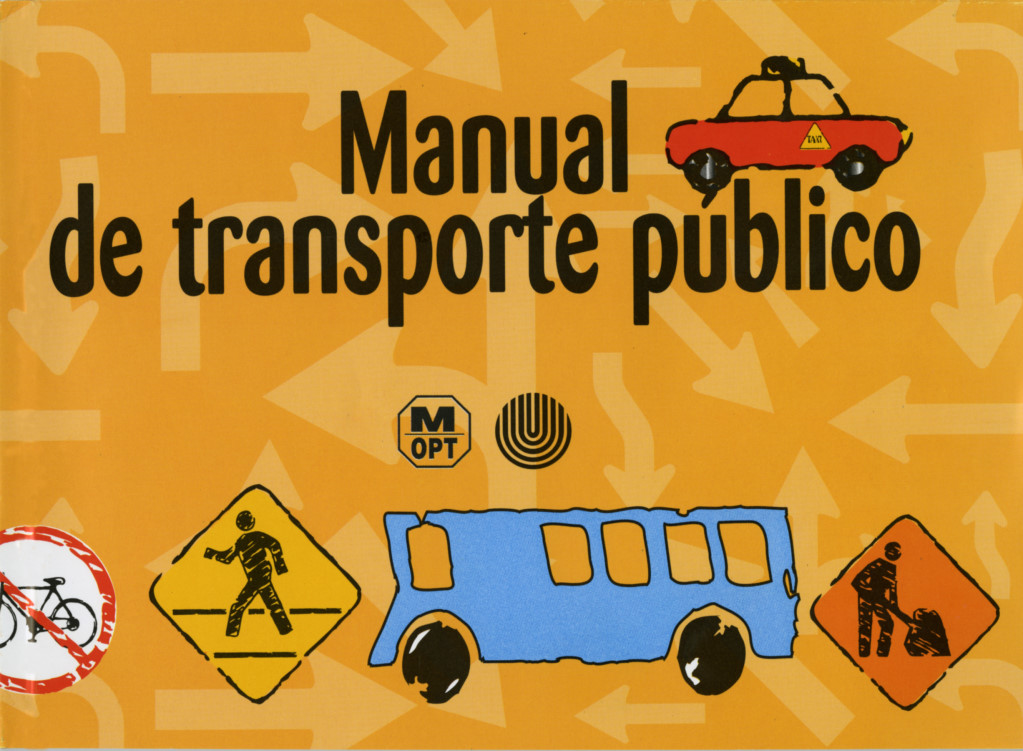 Photo of Manual del Transporte Publico