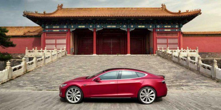 Tesla obtiene exención del 10% de impuestos sobre las ventas de automóviles en China