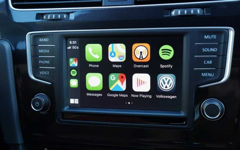CarPlay para iOS 13-3