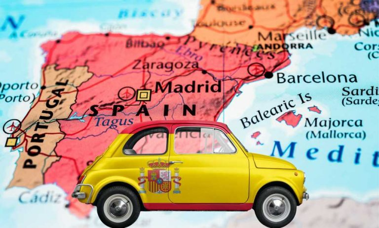 Conduciendo en España : Todo lo que necesitas saber