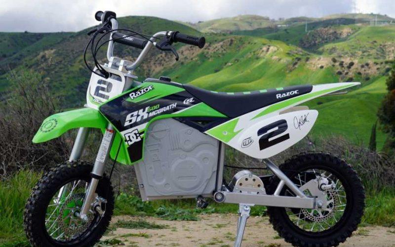 Razor SX500 McGrath Mini Dirt-2