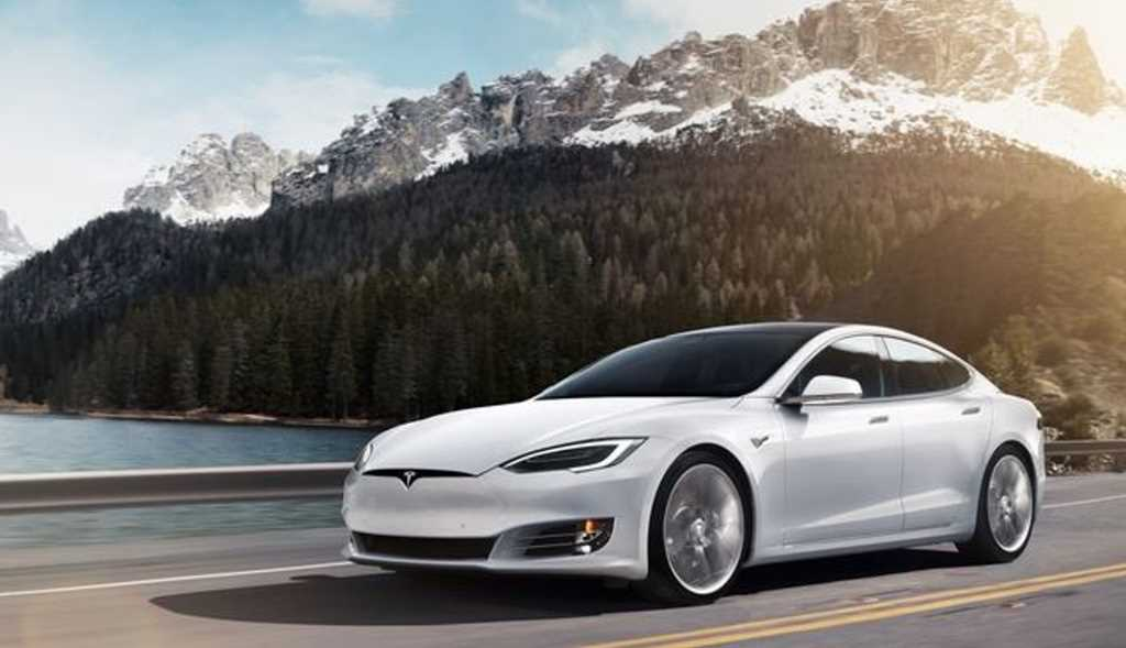 Photo of TESLA MODEL S 2020