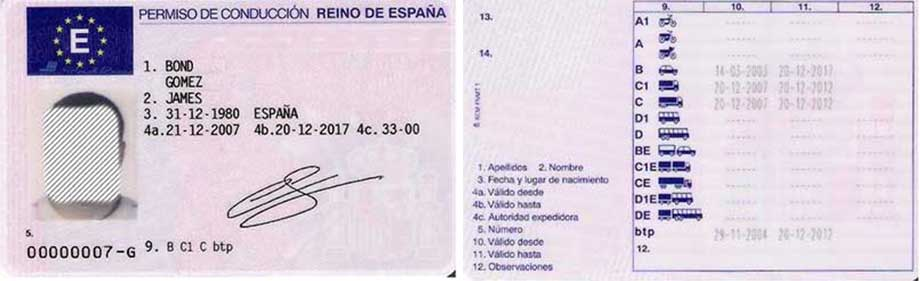 driving licence spain Exchanging your driving licence spainadvisor 2
