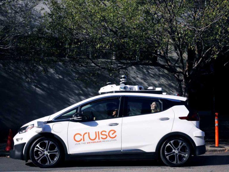 El GM Cruise está retrasando su robotaxi – y apunta a problemas para la industria AV