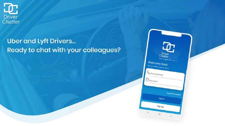 Ahora La aplicación DriverChatter permite conectar a los conductores de Uber y Lyft