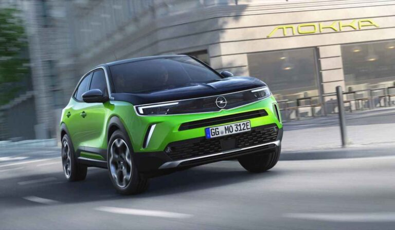 Opel presenta el Mokka-e, su compacto todoterreno eléctrico con un alcance de 322 km.