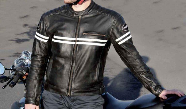 3 pasos para limpiar tu chaqueta de cuero para moto